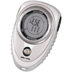 Brunton Nomad V2 Pro Digital Barometer/Altimeter with Compass in See Photo