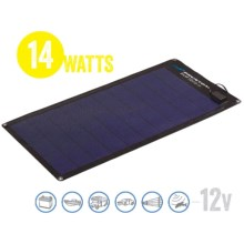Brunton Solar Board Solar Charger - 14 Watts in See Photo - Closeouts