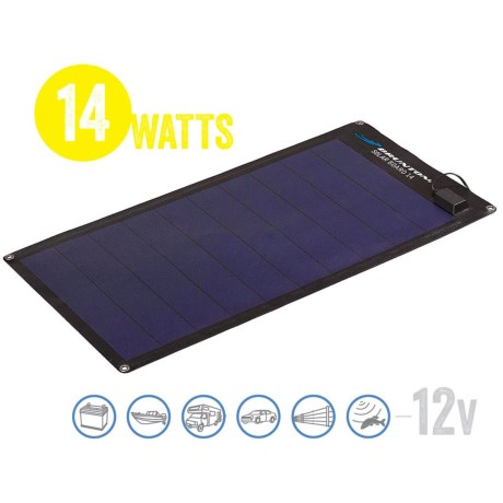 Brunton Solar Board Solar Charger 14 Watts