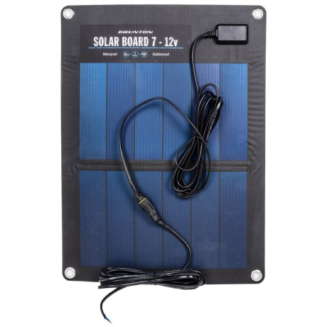 Brunton Solar Board Solar Charger 7 Watts