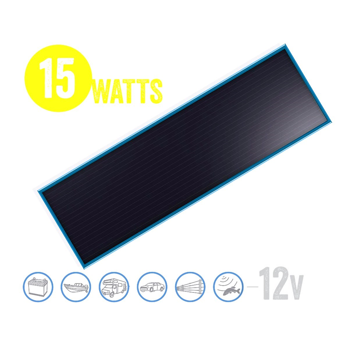 Brunton Solarflat Solar Charger 15 Watts Save 53
