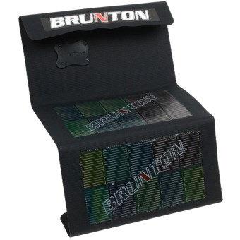 Brunton Solaris USB 2 Solar Charger - Foldable in See Photo