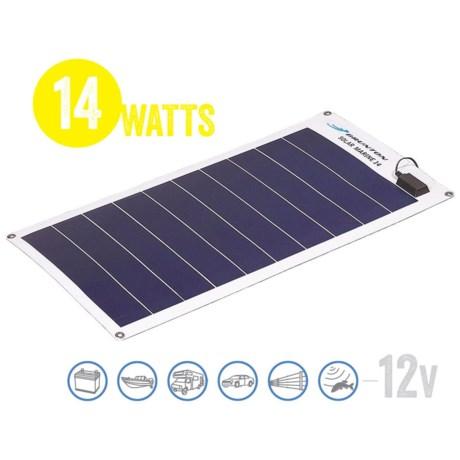 Brunton Solarroll Marine Panel Solar Charger 14 Watts