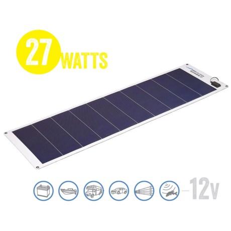 Brunton Solarroll Marine Panel Solar Charger 27 Watts