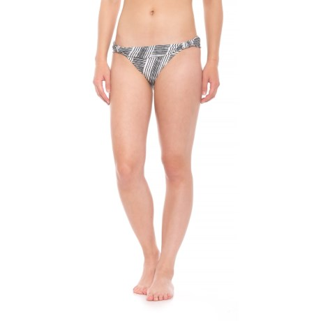 Image of Brushed Bia Tube Bikini Bottoms (For Women)
