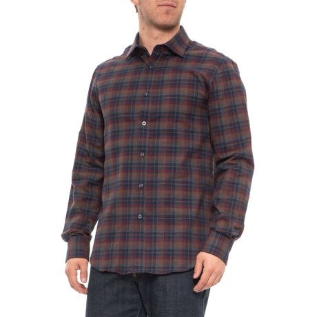 Image of Brushed Jasper Shirt - Long Sleeve (For Men)