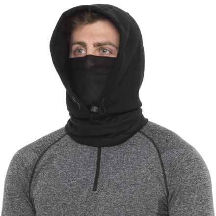 Buff Black Windstopper® Hoodie (For Men) in Black - Closeouts