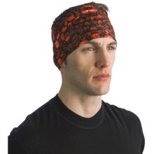 Buff CoolMax® Extreme Headband (For Men and Women) in Boa Red - Closeouts