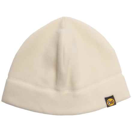 Buff Cru Polar Hat (For Women) in Ivory - Closeouts