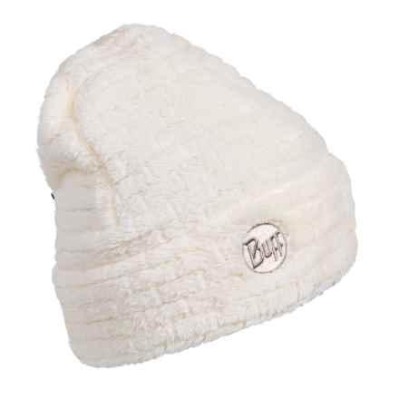 Buff Fuzzy Fleece Beanie - Polartec® Thermal Pro® (For Women) in Starwhite - Closeouts