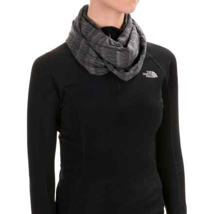 Buff Jacquard Infinity Scarf (For Women) in Pomo - Closeouts