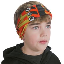 Buff Junior Buff Headwear - Seamless (For Boys and Girls) in Passion - Closeouts