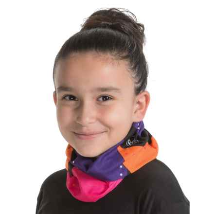 Buff Junior Buff Headwear - Seamless (For Little and Big Kids) in Colorblock - Closeouts