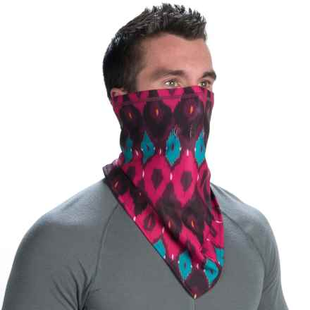 Buff Ketten Bandana Buff - Fleece (For Men and Women) in Maihai - Closeouts