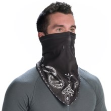 Buff Ketten Bandana Buff - Fleece (For Men and Women) in Western - Closeouts