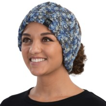 Buff Knit and Polar Fleece Chic Headband (For Men and Women) in Kama - Closeouts