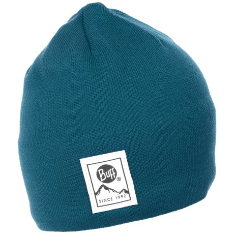 Buff Knit and Polar Hat (For Men and Women) in Ocean