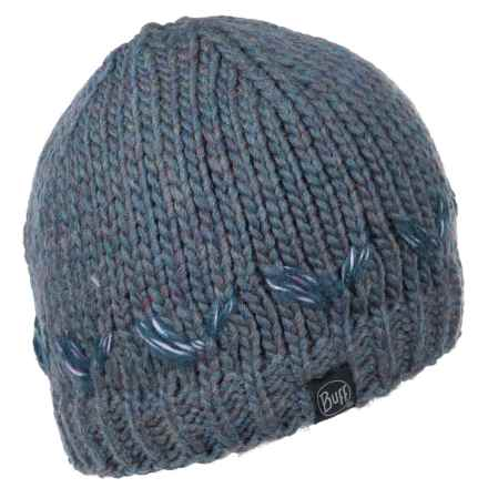 Buff Lile Denim Knit Hat (For Women) in Lile Denim - Closeouts