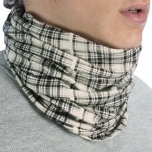 Buff Merino Wool Buff Neck Gaiter (For Men and Women) in Columbo Cru - Closeouts