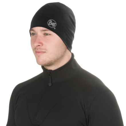Buff Microfiber Hat (For Men and Women) in Black - Closeouts