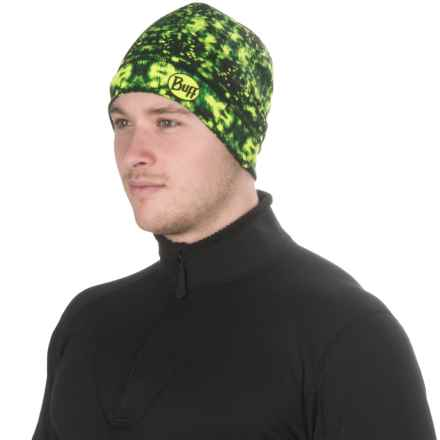 Buff Microfiber Hat (For Men and Women) in Carson Yellow Fluor - Closeouts
