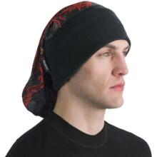 Buff Polar Buff Convertible Headgear - Polartec® Thermal Pro® Fleece (For Men and Women) in Xin Yang / Black - Closeouts