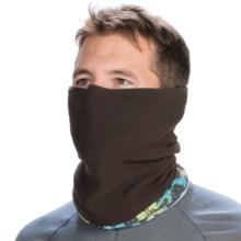 Buff Polar Buff Headwear - Polartec Fleece (For Men and Women) in Breeze/ Truffle - Closeouts