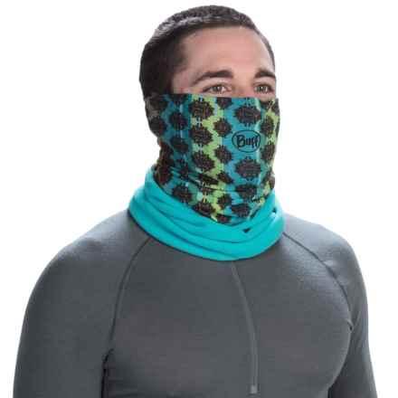 Buff Polar Buff Headwear - Polartec® Fleece (For Men and Women) in Breeze W/ Turquoise Fleece - Closeouts