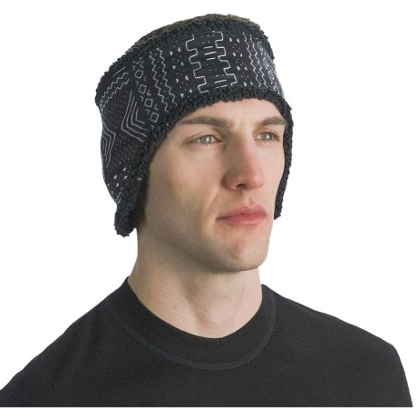Buff Polar Buff Reversible Headband - Polartec® Fleece (For Men and Women) in Gambia/Black