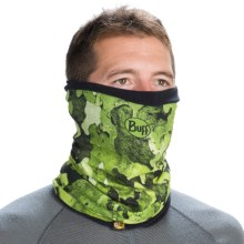 Buff Polar Buff Reversible Headwear - Fleece (For Men and Women) in Shrubs W/ Black Fleece - Closeouts
