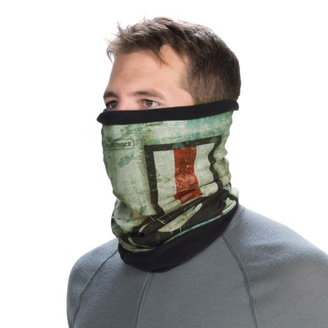 Buff Polar Reversible Buff Bug Slinger Neck Gaiter (For Men and Women)
