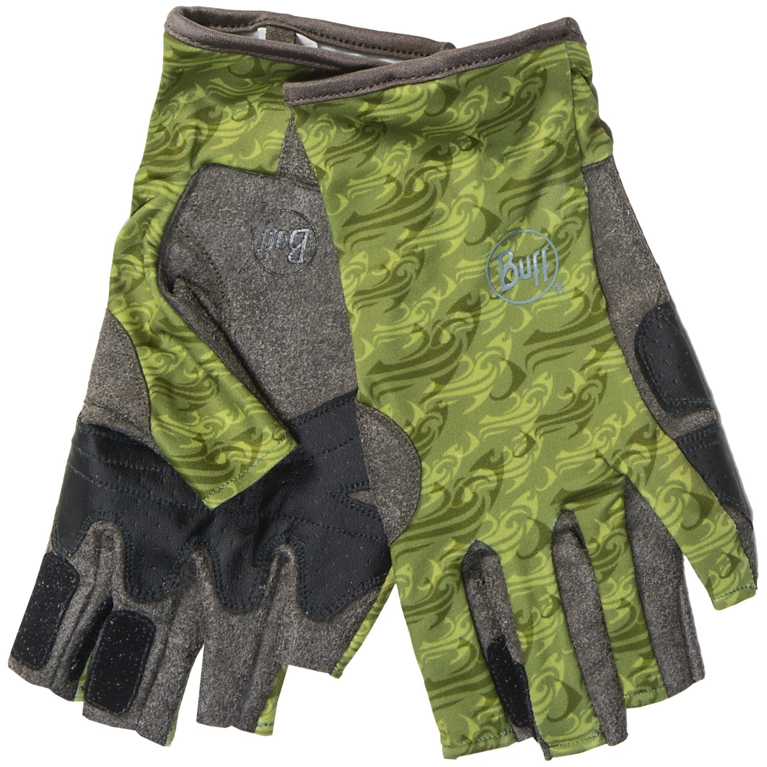 Buff pro series angler 2 gloves for men and women save 37 for Buff fishing gloves