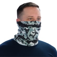 Buff UV Buff CoolMax® Headwear (For Men and Women) in Megalodon Teeth/Camo Black - Closeouts