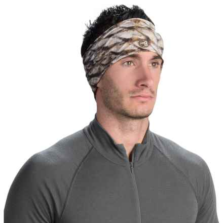 Buff UV Buff CoolMax® Headwear (For Men and Women) in Redfish - Closeouts