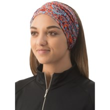Buff UV Buff Headwear - UPF 20, CoolMax®, Slim Fit (For Women) in Mahal - Closeouts