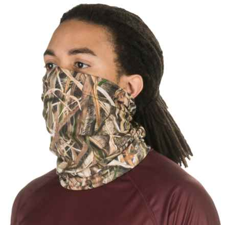Buff UV Buff Mossy Oak® Headwear (For Men and Women) in Shadow Grass - Closeouts