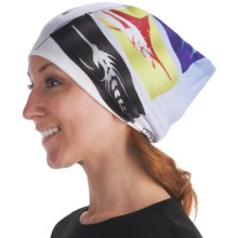 Buff UV Buff Patterned Headwear (For Men and Women) in Flags Flyin - Closeouts