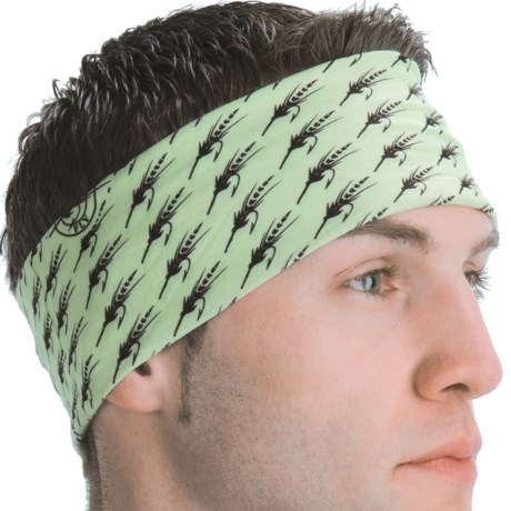 Buff UV Buff Patterned Headwear (For Men and Women) in Sage