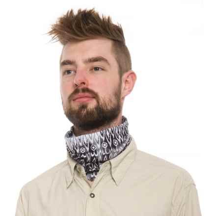 Buff UV Ikat Headwear - UPF 95 (For Men) in Graphite - Closeouts