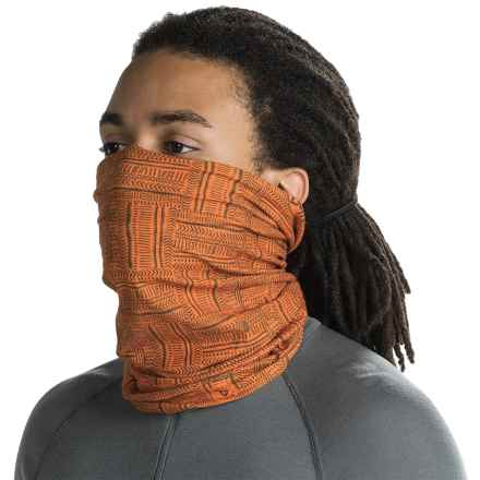 Buff UV Insect Shield® Buff - Multi-Functional (For Men and Women) in Kenai Orange - Closeouts