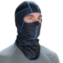 Buff Windproof Fleece Balaclava - Windstopper® (For Men and Women) in Spatium - Closeouts
