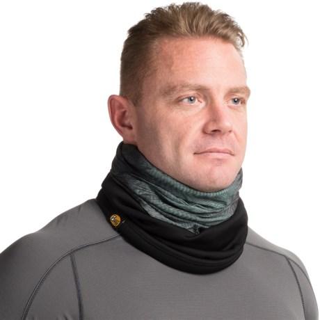 Buff Windstopper® Buff Fleece Gaiter (For Men and Women) in Tornado