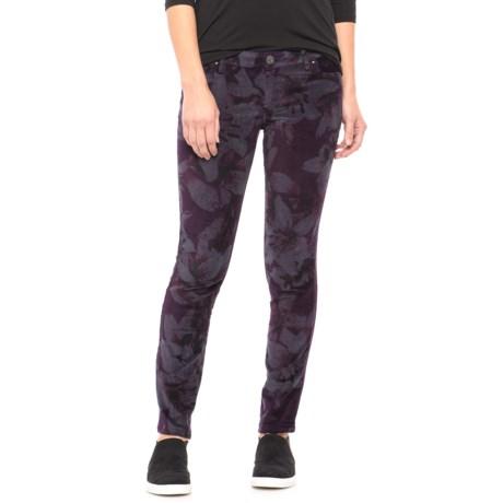 Buffalo Brushed Pants (For Women) in Purple