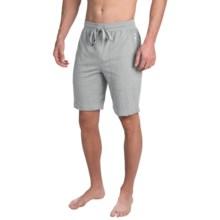 Buffalo by David Bitton Slub Jam Lounge Shorts (For Men) in High Rise - Closeouts