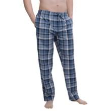 Buffalo by David Bitton Slub Madras Drawstring Pants (For Men) in Mirage Plaid - Closeouts
