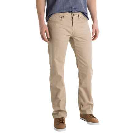 Buffalo David Bitton Ash-X Basic Skinny Jeans (For Men) in Cobble Stone - Closeouts