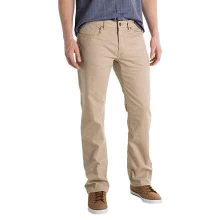 Buffalo David Bitton Ash-X Basic Skinny Jeans (For Men) in Cobble Stone - Closeouts