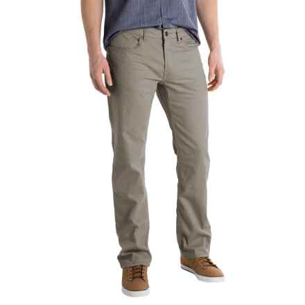 Buffalo David Bitton Ash-X Basic Skinny Jeans (For Men) in Spring Grey - Closeouts