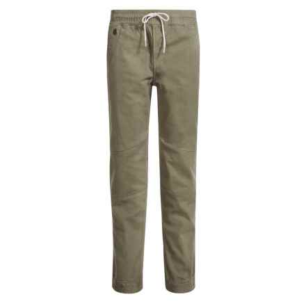 Buffalo David Bitton Casper-X Pants - Slim Fit (For Big Boys) in Laurier - Closeouts