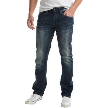 Buffalo David Bitton Evan-X Basic Jeans - Slim Fit (For Men) in Dark Urban Wash - Closeouts